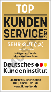 Siegel Deutsches Kundeninstitut (DKI)